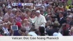 Đức Giáo hoàng đơn giản hoá quá trình hủy hôn (VOA60)