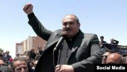 عباس لسانی، فعال آذربایجانی (ترک)