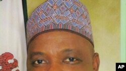 Architect Mohammed Namadi Sambo will be vetted by Nigeria's senate