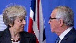 ၿဗိတိန္နဲ႔ EU အနာဂတ္သေဘာတူညီမႈရဖို႔ နီးစပ္လာ