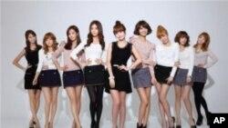 [안녕하세요. 서울입니다] 일본 오리콘차트 1위에 오른 한국의 9인조 걸(Girl)그룹 '소녀시대'