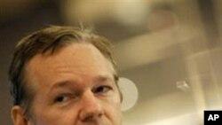 ນາຍ Julian Assange ເຈົ້າຂອງ Website WikiLeaks