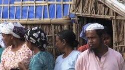 Жертвы столкновений в Бирме
