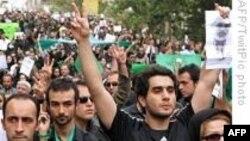 موسوی خواهان ادامه اعتراض به انتخابات ریاست جمهوری شده است