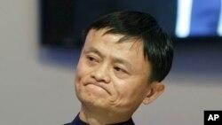 Chủ công ty thương mại điện tử khổng lồ Alibaba, Jack Ma.