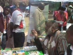 Report on Book Fair Filed By Arthur Chigoriwa