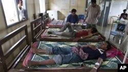 WHO mengatakan, tanda-tanda lain dari perkembangan kekebalan terhadap obat malaria telah muncul di perbatasan Thailand dan Burma serta di Vietnam (foto: dok)..