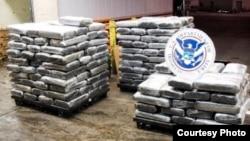 四年前在亚利桑那州查获1800磅大麻(CBP photo)