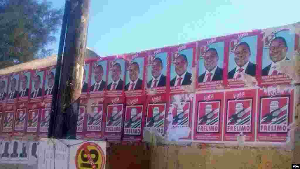 Campanha Eleitoral 2014- FRELIMO