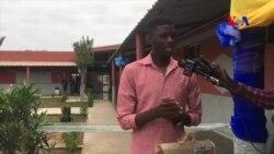 Jovens do Namibe querem mais oportunidades com João Lourenço