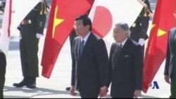 VN tuyên bố hợp tác với Nhật về an ninh hàng hải