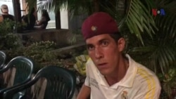 Venezolano habla sobre qué lo llevó a Colombia