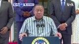 VO60 AFIRKA: Shugaban Kasar Kenya Uhuru Kenyatta Ya Ce Jiragen Sama Zasu Fara Aiki Ranar 1 Ga Watan Agusta