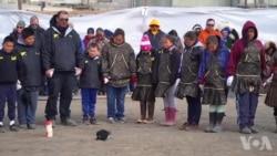 百样人生:阿拉斯加爱斯基摩文化受威胁