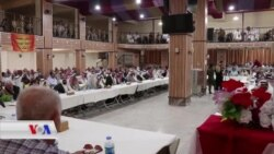 Li Bajarê Qamişlo Êlên Bakur û Rojhilatê Sûriyê Kombûnek li dar Xist