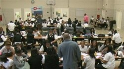 US High School Puts Minority Students on Career Path