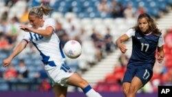 امریکہ فرانس خواتین فوٹبال میچ