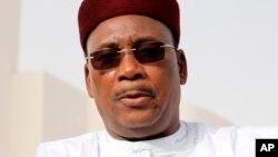 Shugaban Jamhuriyar Niger Mahamadou Issoufou