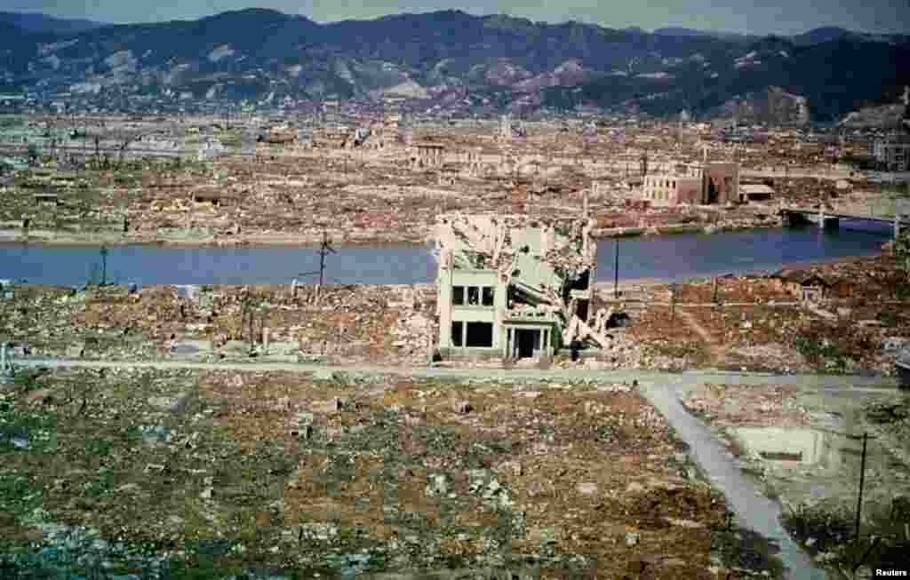 Xirosima, mart, 1946