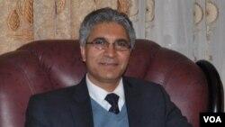 داوود شاه صبا، وزیر معادن و پطرولیم افغانستان