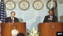 تاکید آمریکا، افغانستان و پاکستان بر مذاکرات با طالبان