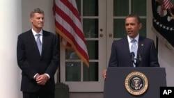 奧巴馬總統星期一任命艾倫‧克魯格擔任經濟顧問委員會主席