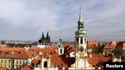 捷克首都布拉格 。(資料圖片)