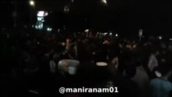 Iranians Protest in Abadan