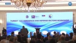 Türkiye-ABD Arasında Savunma Sanayisinde Yeni Bir Dönem Umudu