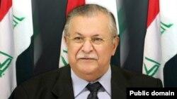 잘랄 탈라바니 이라크 대통령. (자료사진)