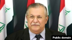 Tổng thống Iraq Jalal Talabani