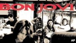 """Bon Jovi's """"Crossroad"""" CD"""