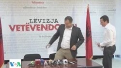 Debate rreth hapjes se doganave Kosove - Serbi