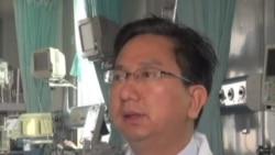 VOA专访:首先发现H7N9的医师揭志军