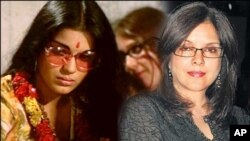 بالی ووڈ فلموں کی' انقلابی' اداکارہ : زینت امان