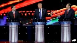 10ème débat républicain à Houston le 25 février.