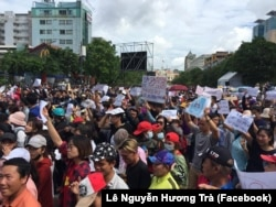 Nhiều cuộc biểu tình lớn tại nhiều nơi của Việt Nam năm 2010 chống 2 dự luật không được lòng dân