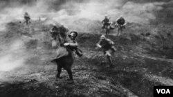 Təkcə Verdun şəhəri uğrunda gedən döyüşlərdə bir milyona yaxın adam tələf oldu.