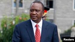 Ухуру Кениата