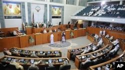 کویت کی کابینہ مستعفی