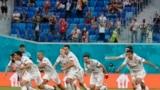 Ikipi ya Espagne imaze gusezerera Ubusuwisi muri Euro 2020
