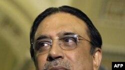 Tổng thống Pakistan, Asif Ali Zardari