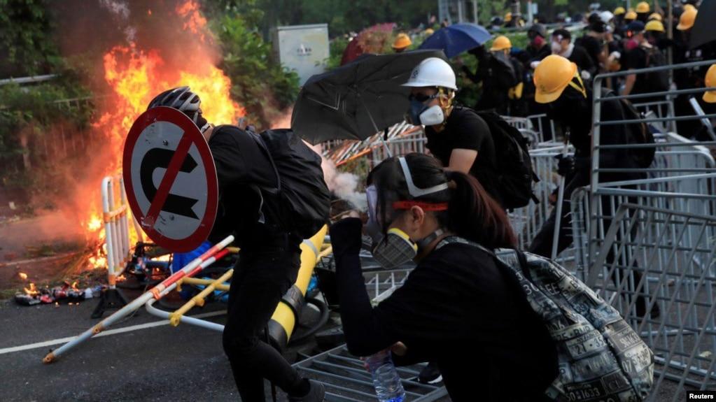 Festa Kombëtare e Kinës pritet me protesta në Hong Kong