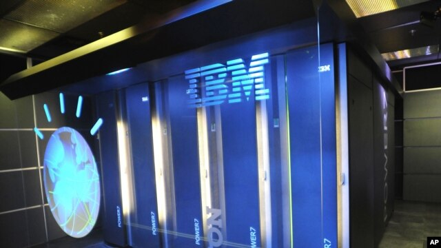 IBM's Watson computer is the most widely known cognitive computer.