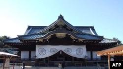 Đền Yasukuni thờ 2 triệu rưỡi liệt sĩ Nhật, trong đó có 14 can phạm tội các chiến tranh hàng đầu trong thế chiến thứ hai.
