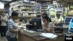 En los últimos meses los precios de los productos en Venezuela aumentaron en 22.2%.