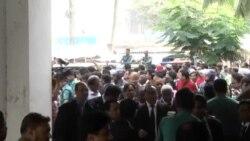 রংপুরে আওয়ামী লীগ-বিএনপি সংঘর্ষ