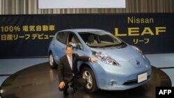 Novi model čisto električnog automobila Lif, japanske kompanije Nisan