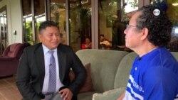 Periodista Miguel Mora habla con VOA tras su excarcelación
