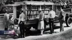 New Jersey: Knjigomobil - tradicija od 150 godina
